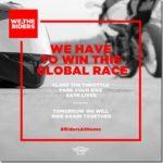 2020/04/27 『#RidersAtHome』キャンペーン