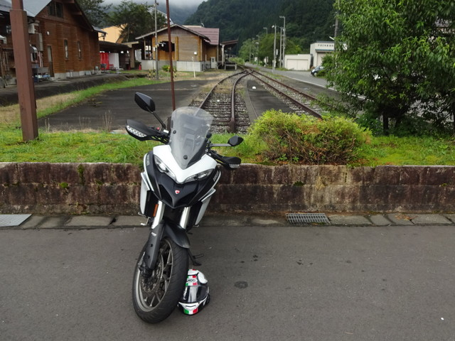 2020/08/14 MTS ソロツーリング to 白山一周(CCW)