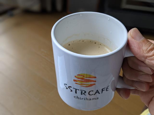 2021/05/21 SSTR CAFEマグカップ Get=*^-^*=