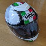 2021/06/30 ヘルメット GT-Air メンテナンス